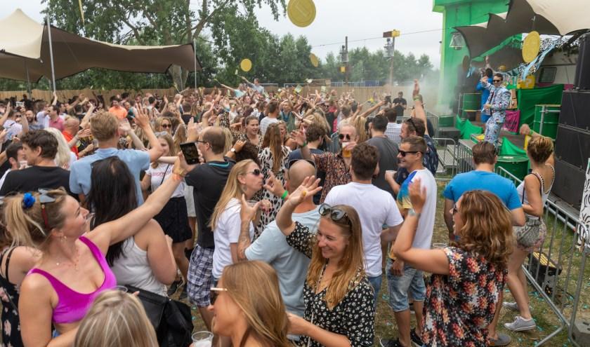 PUUR-Festival in Park Landskroon was volledig uitverkocht.