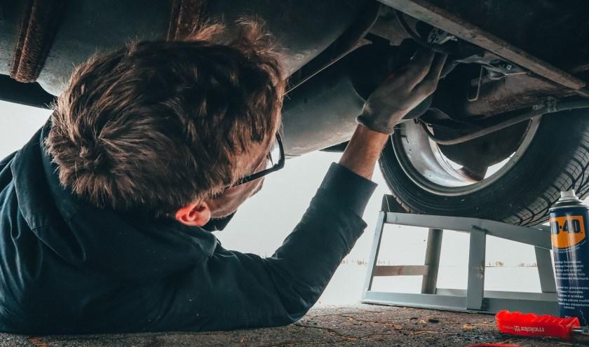 Autoherstelbedrijven vallen onder type B.