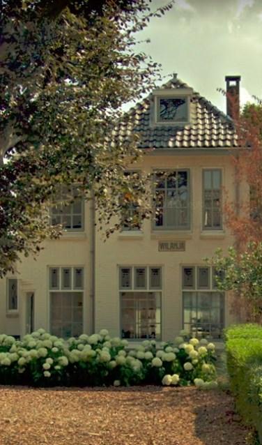 Bart de Graaff woonde in villa Wilanja . | Foto: Jacolien van der Valk.