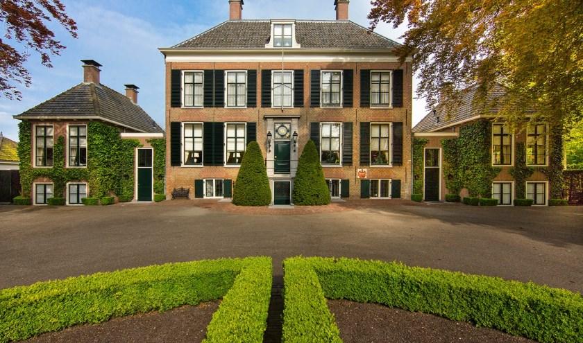 In november verschijnt het langverwachte boek over het Oude Koningshuys en zijn bewoners.   Foto: PR