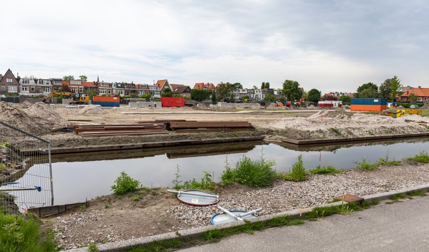 Er ligt een bouwaanvraag voor 20 appartementen voor dementerende ouderen bij Park Duivenvoorde.