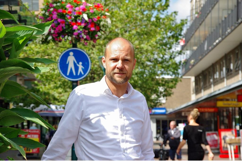 Alexander Beekhuis.  © uitgeverij Verhagen