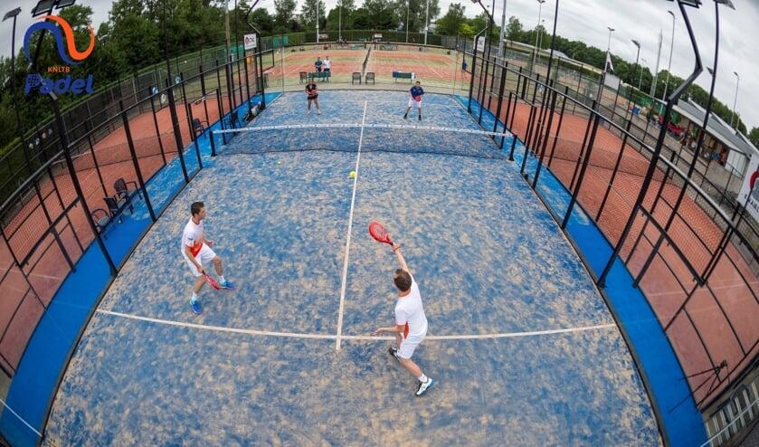 Nieuwe racketsport vanaf juli bij tennisclub aan de Krom - Alles over Katwijk