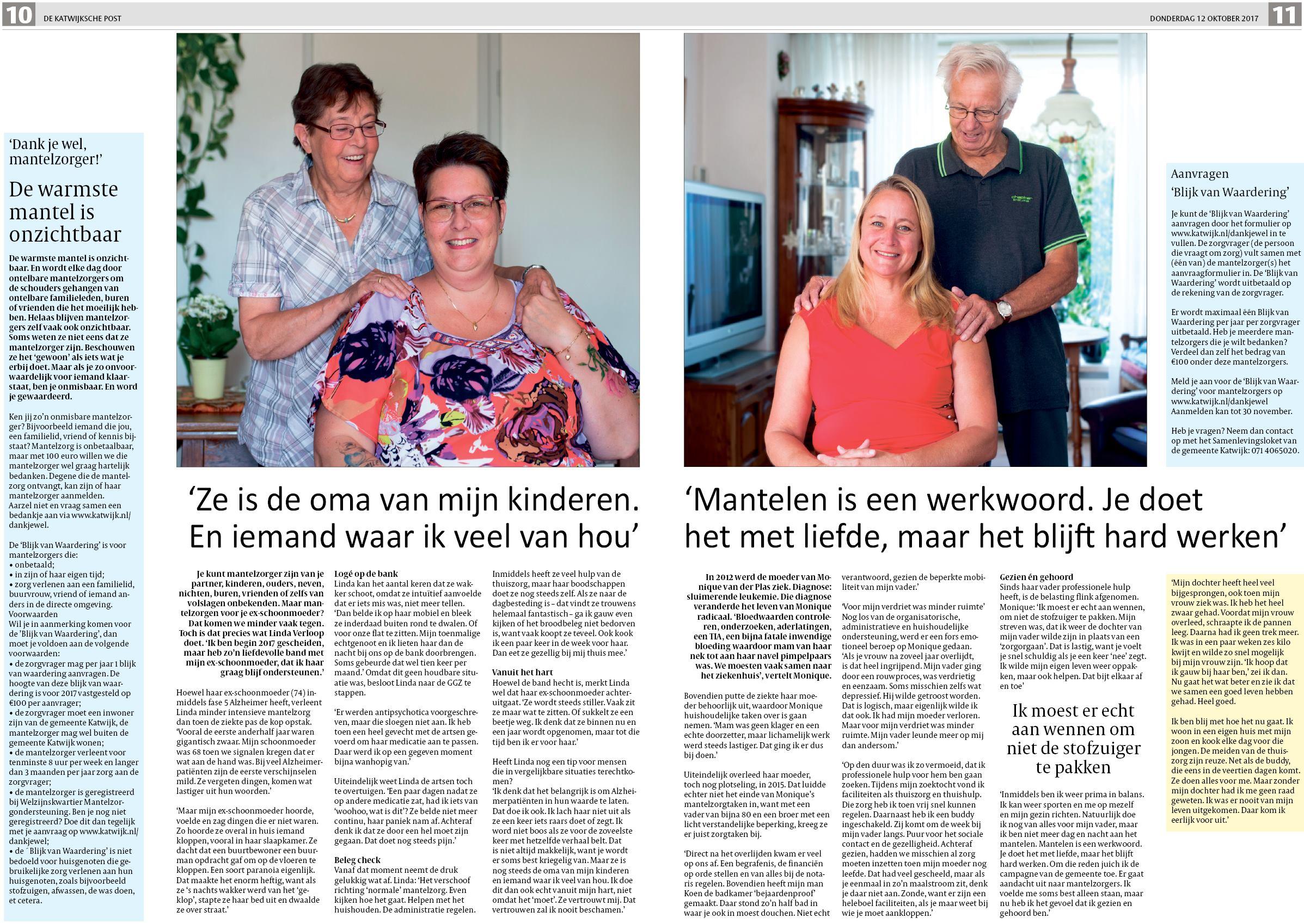 b6165c5d4618af De Katwijksche Post 12 oktober 2017