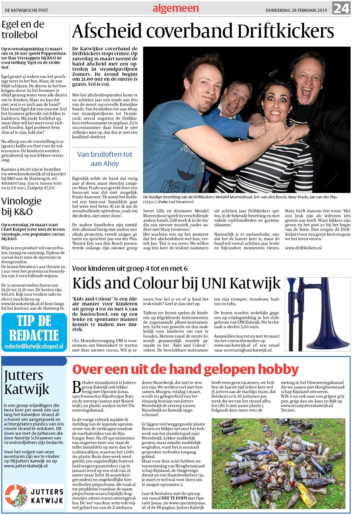 De Katwijksche Post 28 februari 2019