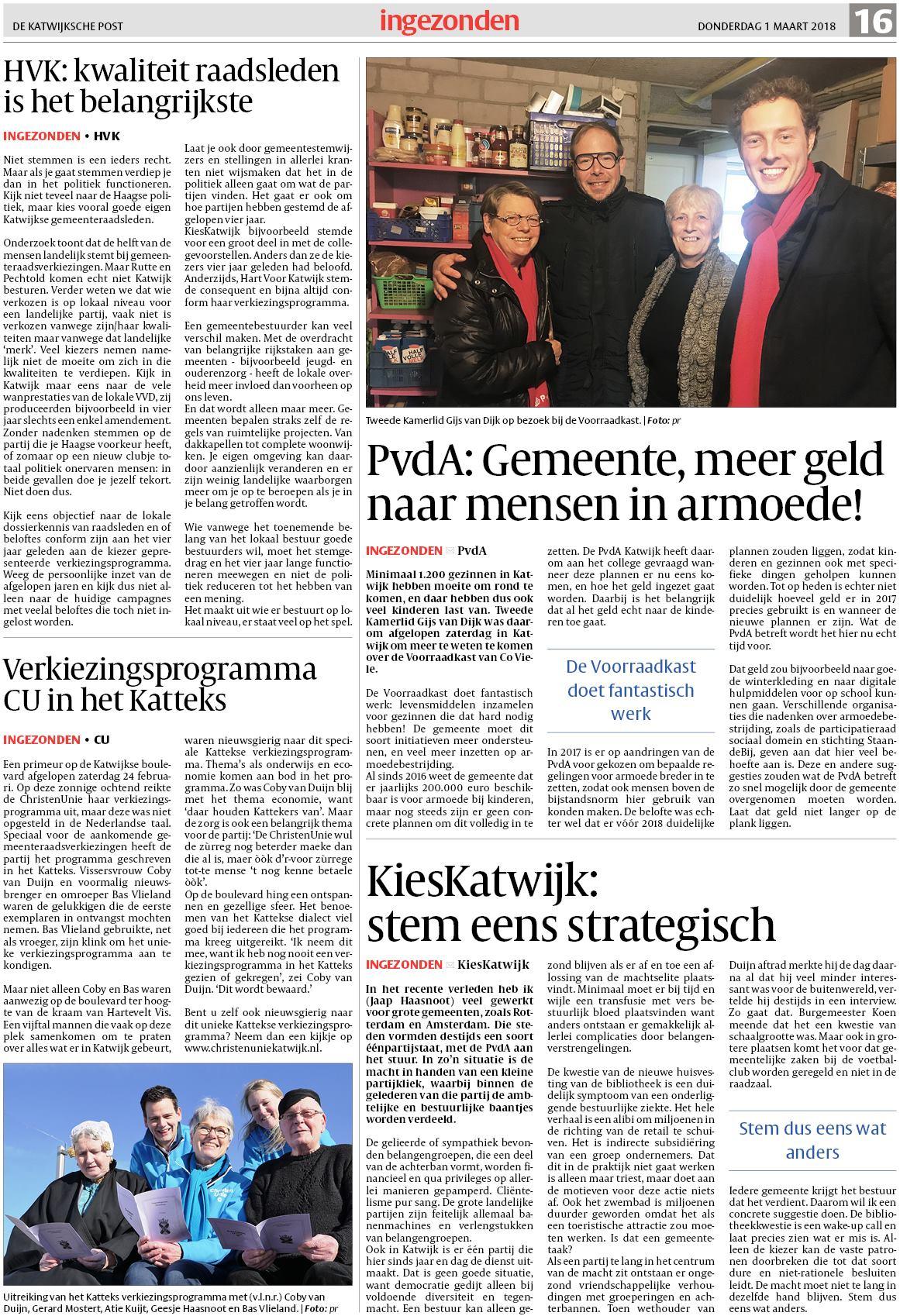 c2d591f5fe2b51 De Katwijksche Post 1 maart 2018