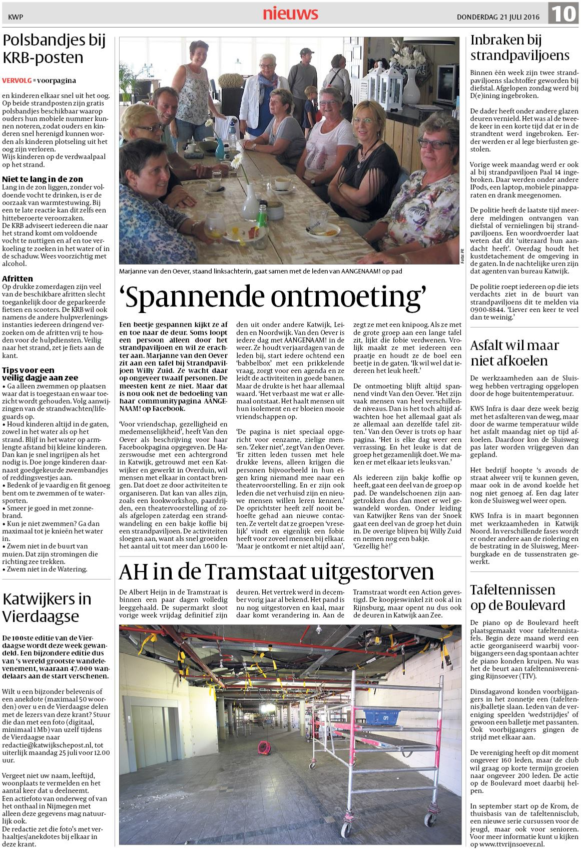 2c5e56429fcf4d De Katwijksche Post 21 juli 2016