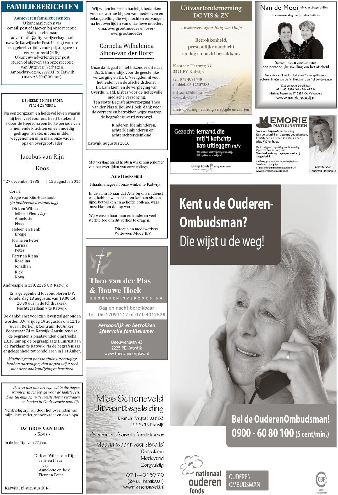 9ece0612595f71 De Katwijksche Post 18 augustus 2016
