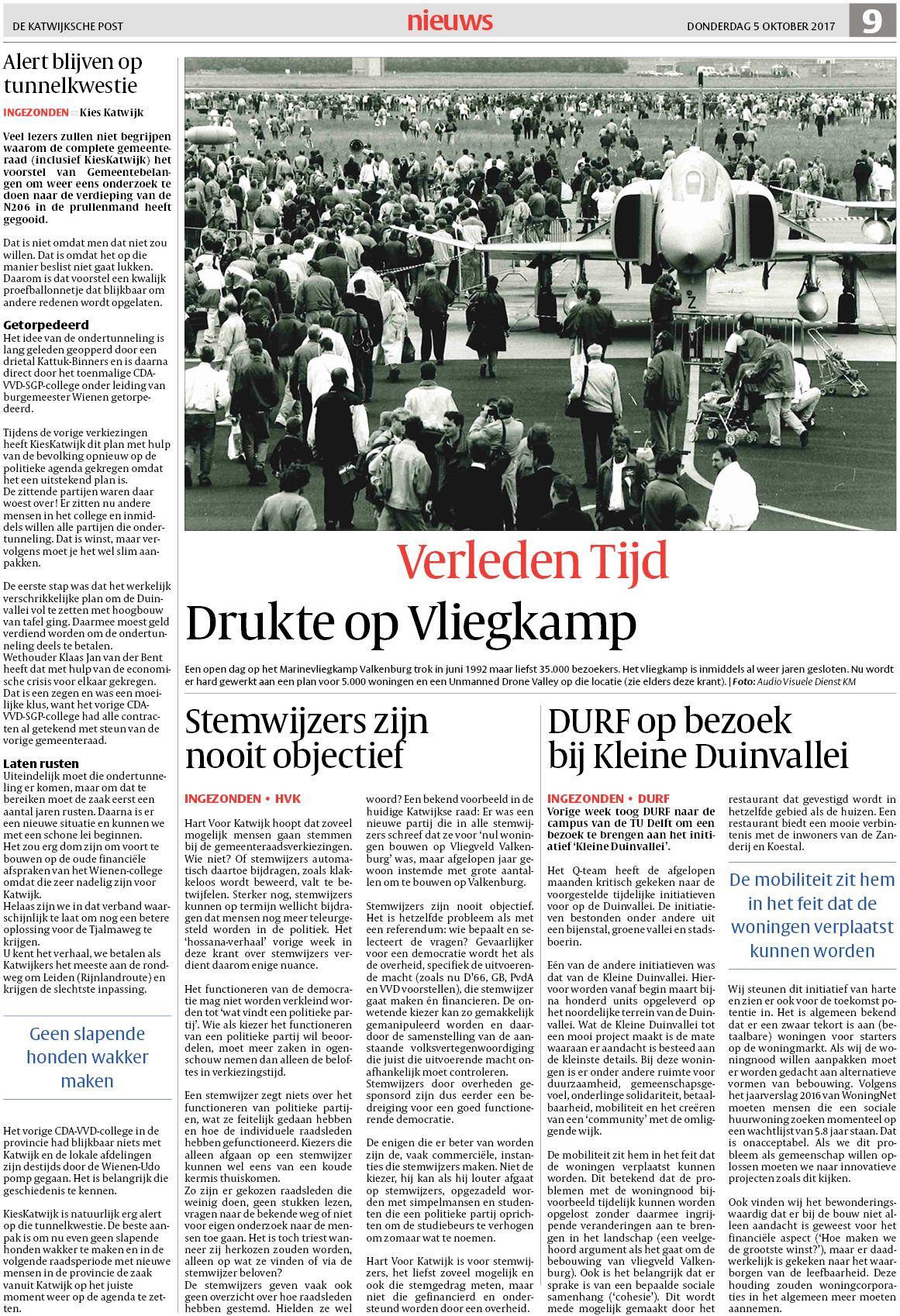 d032e9ad296a48 De Katwijksche Post 5 oktober 2017