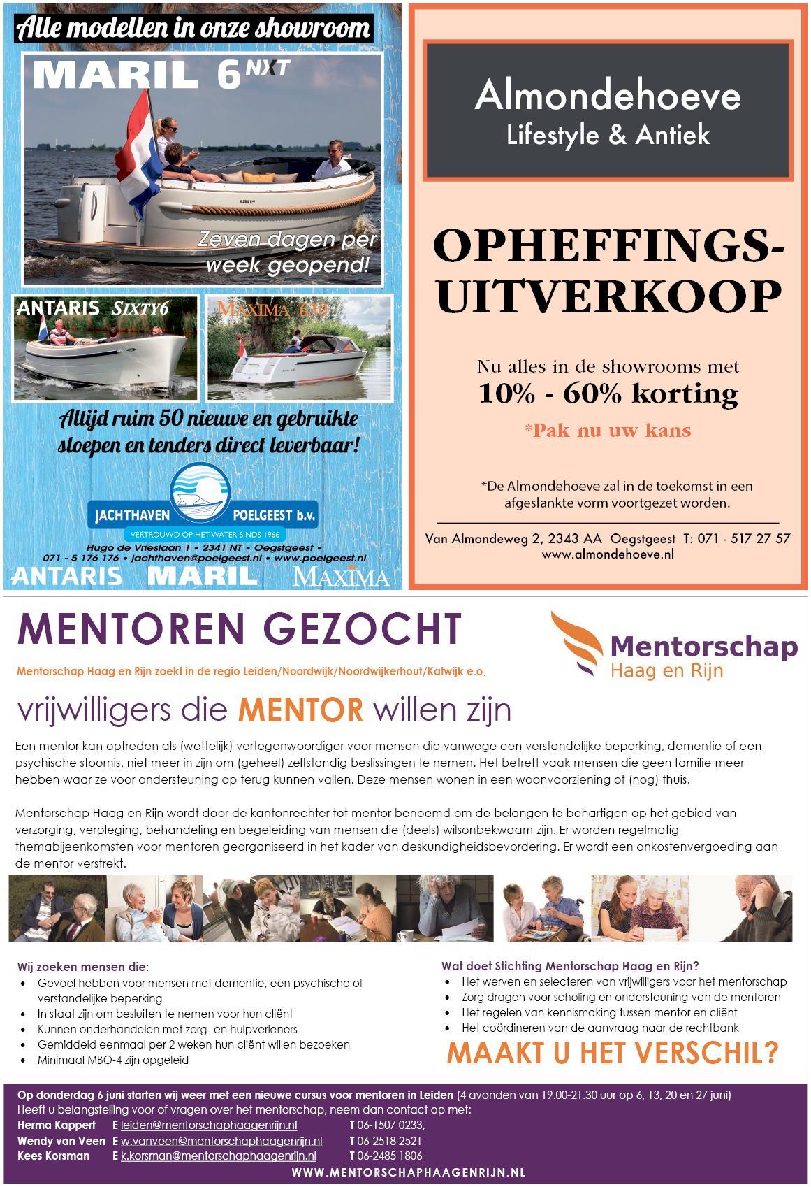 705d04e3e98 Noordwijkerhouts Weekblad 30 april 2019