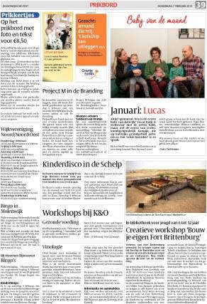 De Katwijksche Post 7 Februari 2019