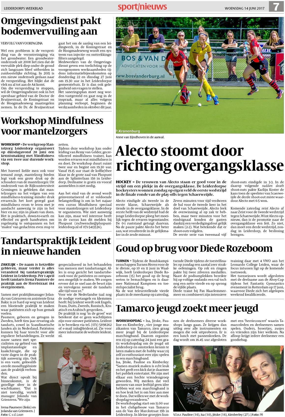f74ae29ff03 Leiderdorps Weekblad 14 juni 2017