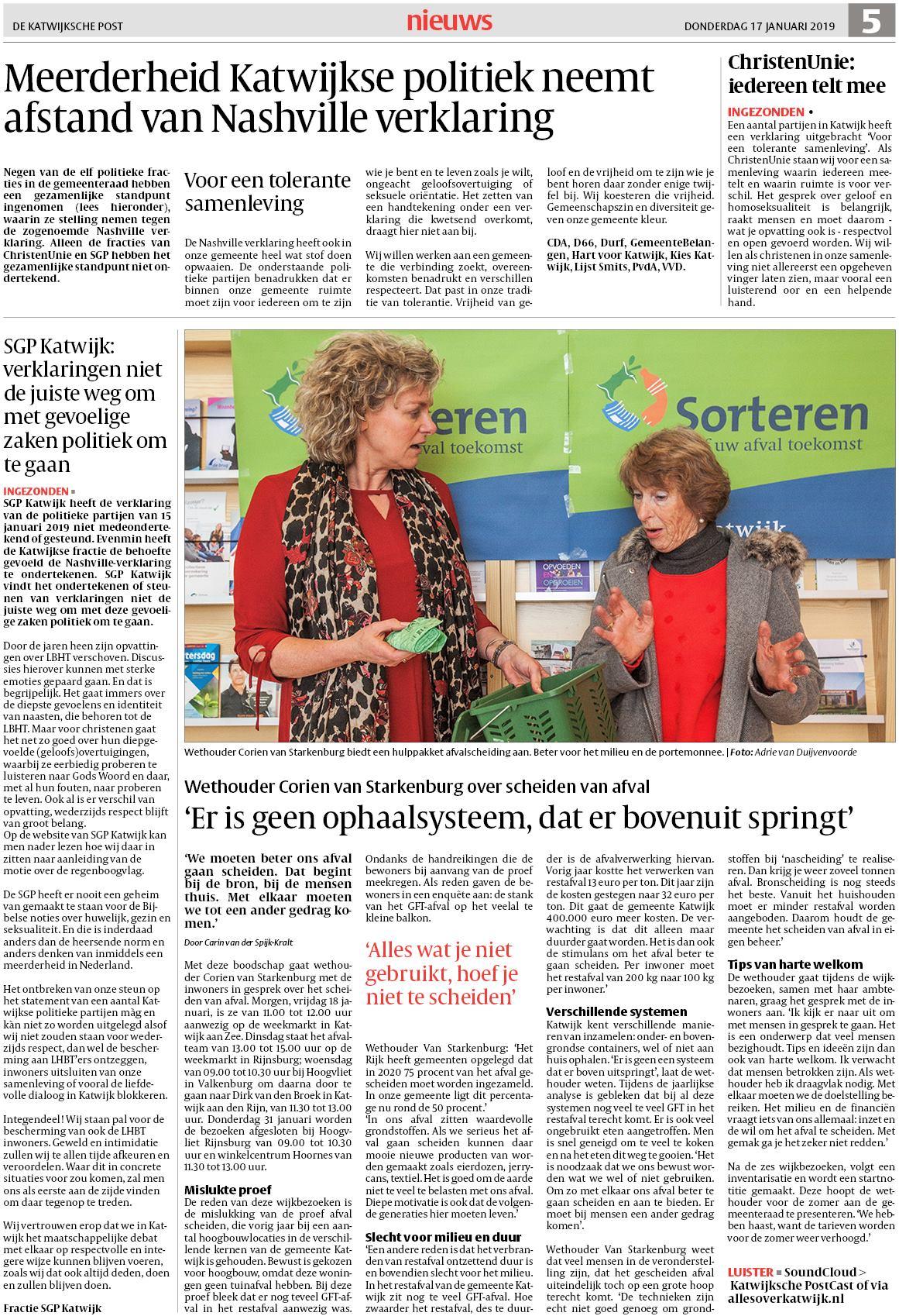 0c44040c1b0804 De Katwijksche Post 17 januari 2019