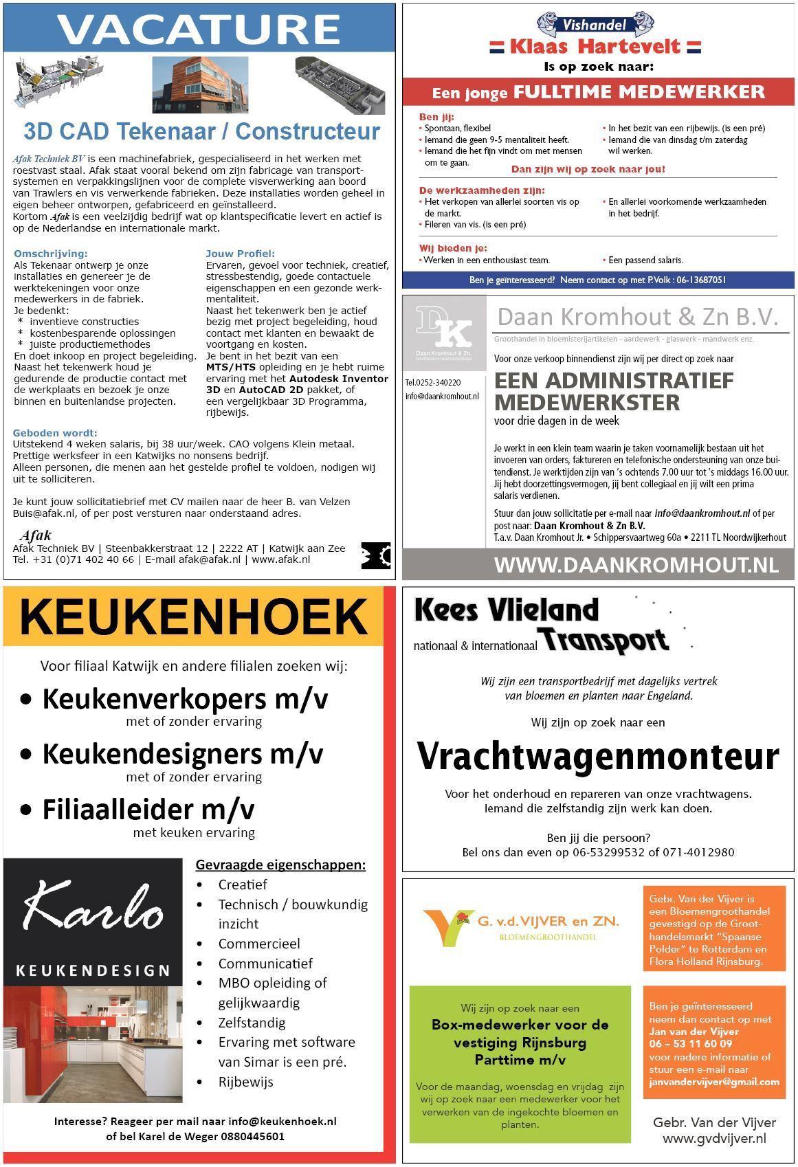 a87ce4befb8 De Katwijksche Post 2 maart 2017