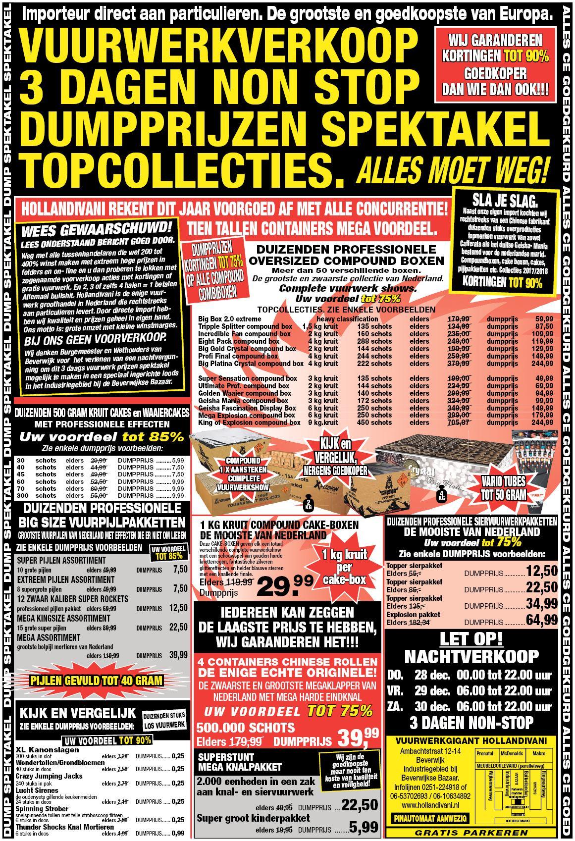 a7d40795271 Noordwijkerhouts Weekblad 19 december 2017