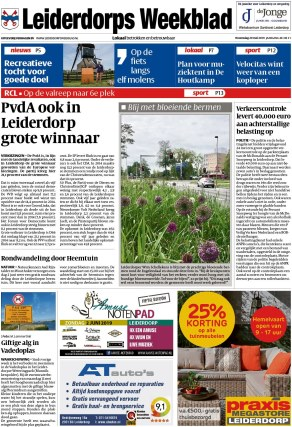 Leiderdorps Weekblad 29 Mei 2019