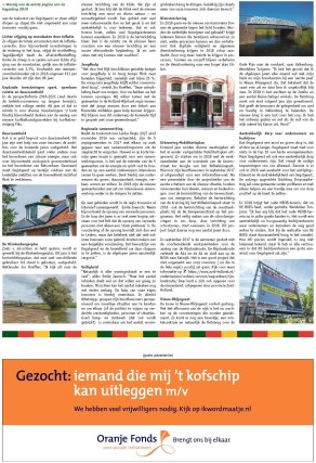 Oegstgeester Courant 25 Oktober 2017