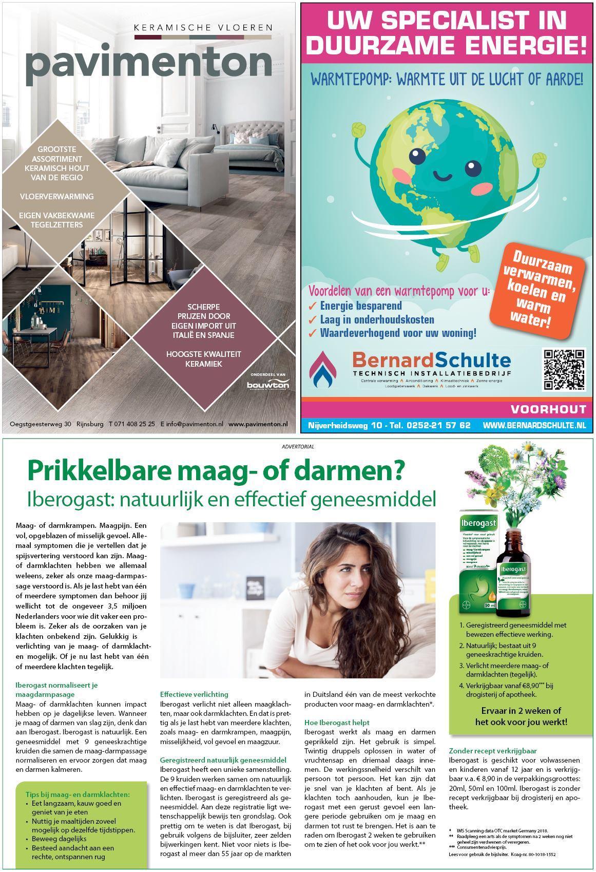 1f058aaa66a964 Noordwijkerhouts Weekblad 23 oktober 2018