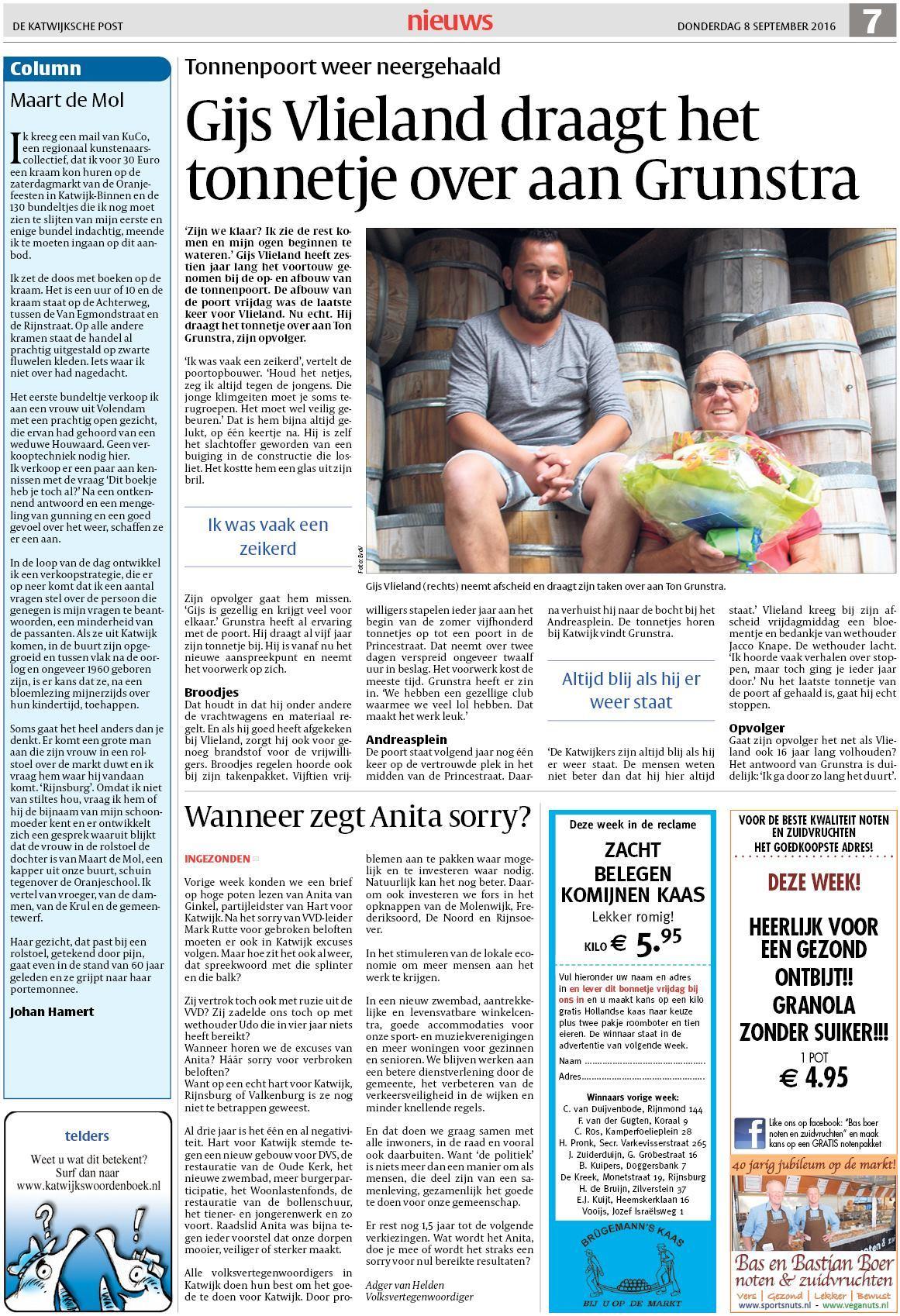 7a859345ec7448 De Katwijksche Post 8 september 2016