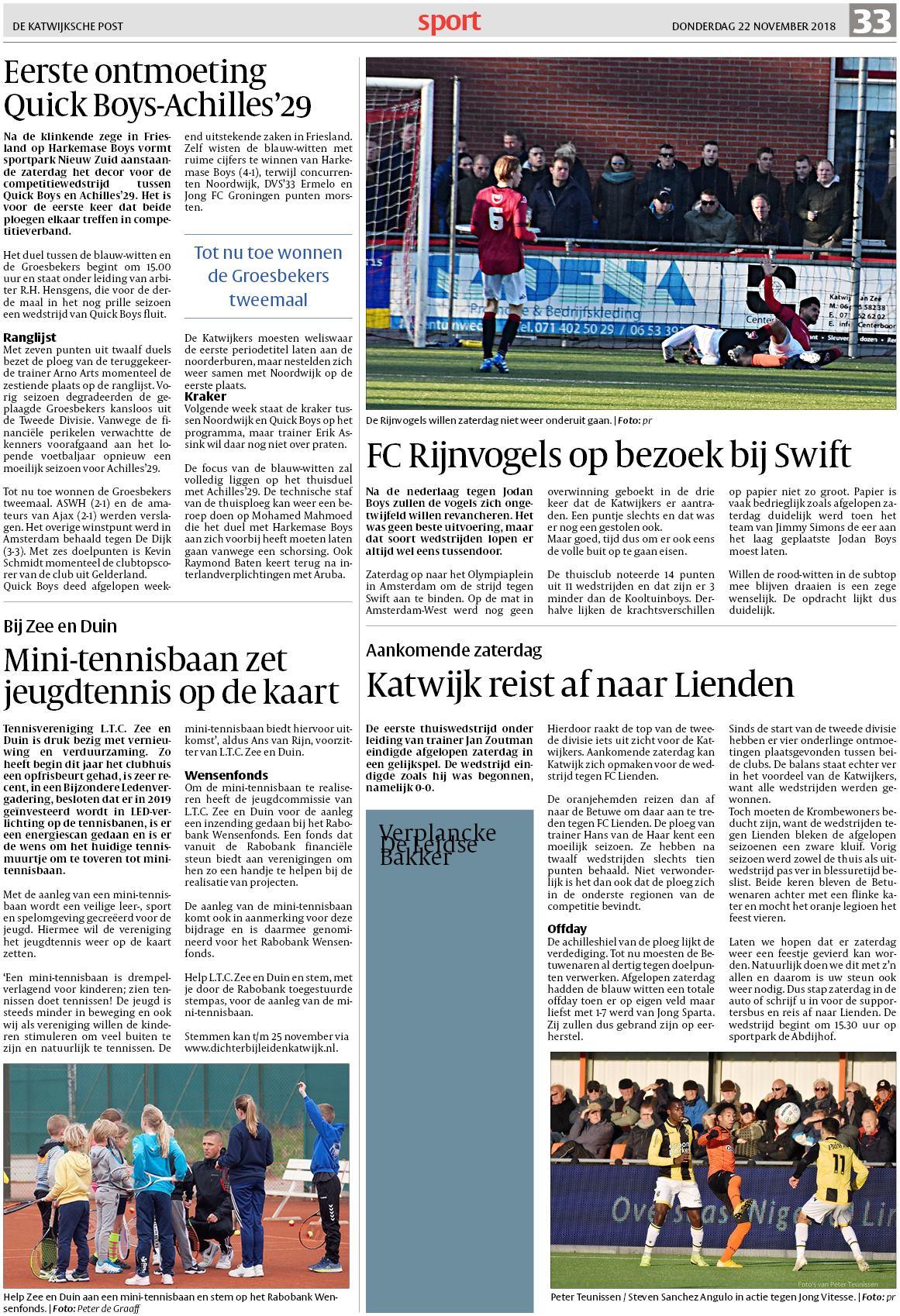 b6204ec2863 De Katwijksche Post 22 november 2018