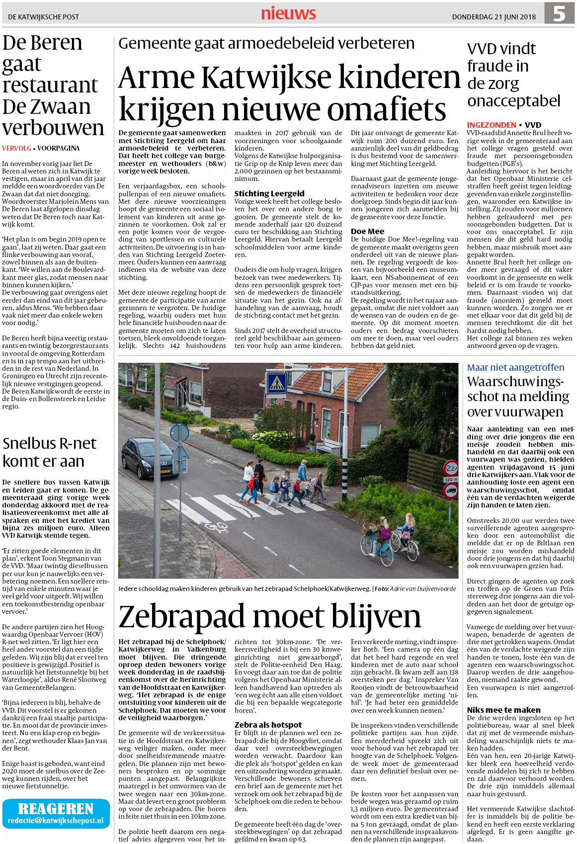 c26c1889f6f De Katwijksche Post 21 juni 2018