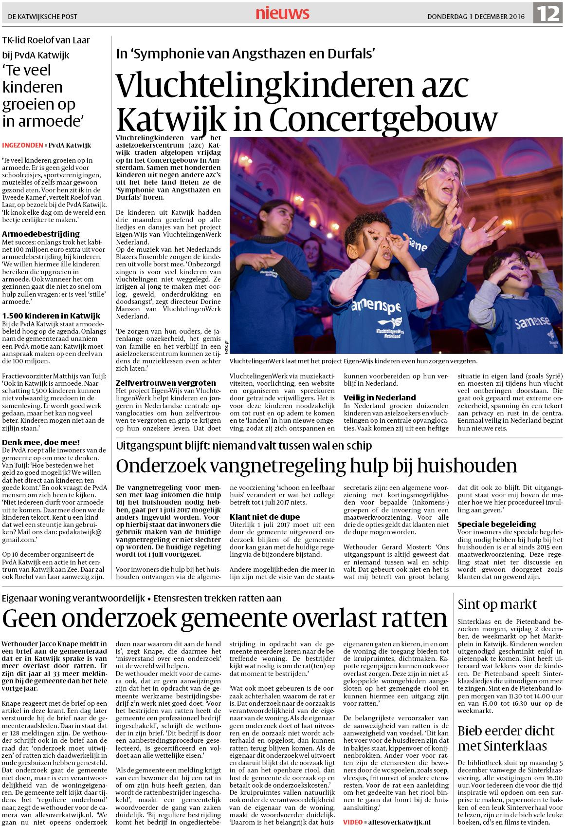 af16ee8b36408e De Katwijksche Post 1 december 2016