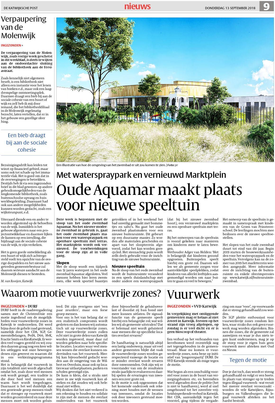 a89e0c12af0f4d De Katwijksche Post 13 september 2018