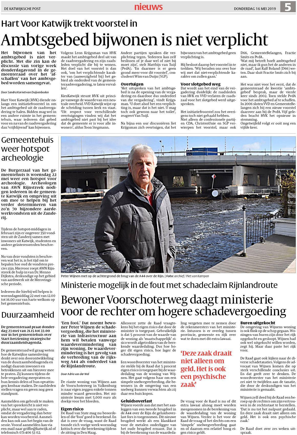 cde56ae9e2aaf4 De Katwijksche Post 16 mei 2019