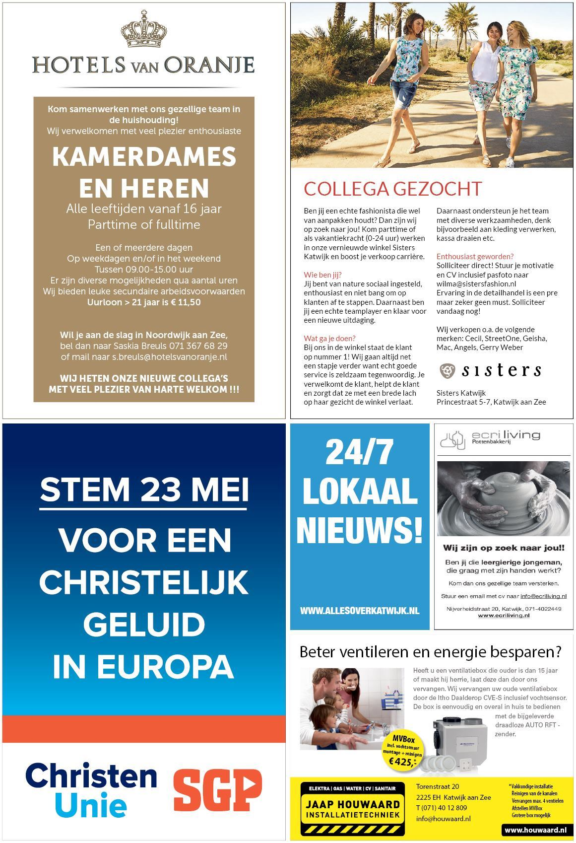 904e2a15e10456 De Katwijksche Post 16 mei 2019