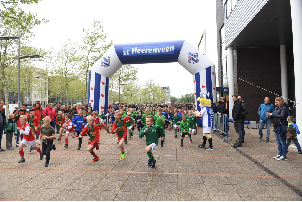 Foto: sc Heerenveen © Rondom Heerenveen