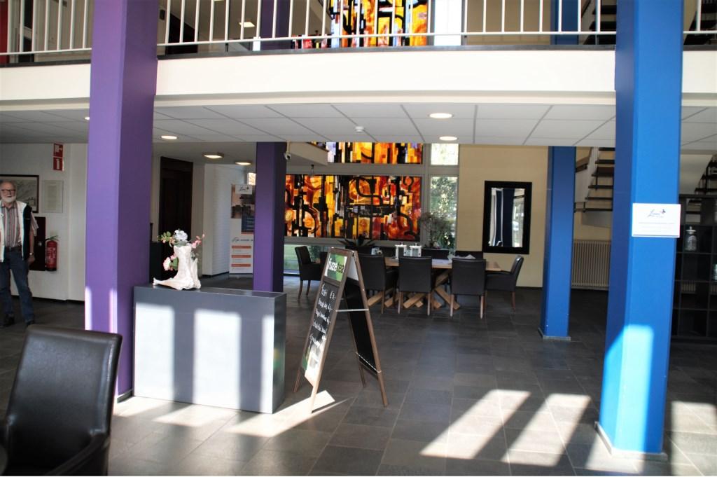 centrale hal Foto: RondOm de Stellingwerven © Rondom Heerenveen