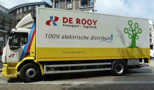 Elektrische Bestelauto Tot 4 250 Kg Te Besturen Met Alleen B Bewijs