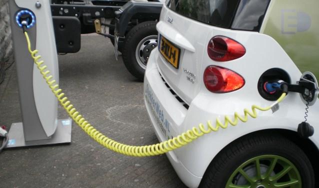 Elektrische Auto Moet Hoorbaar Zijn