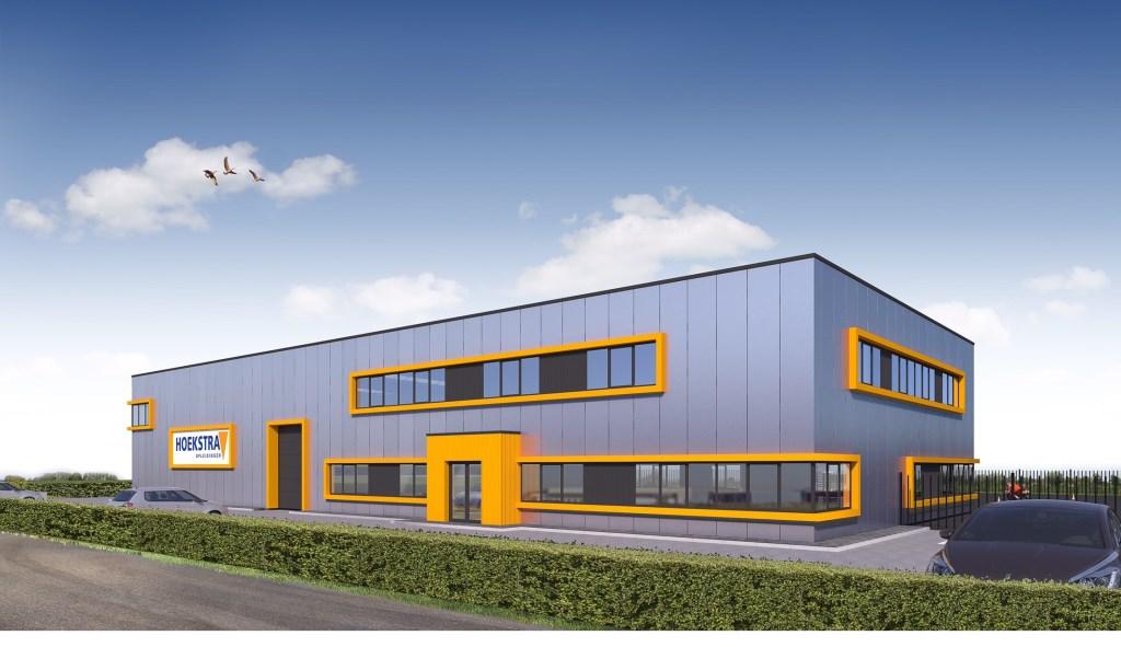 Het vorig jaar geopende kantoor van Hoekstra Opleidingen in Alkmaar.  © rij-instructie.nl