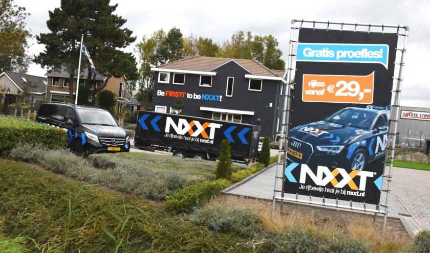 NXXT is een van de vele franchiseorganisaties in de rijscholenbranche.