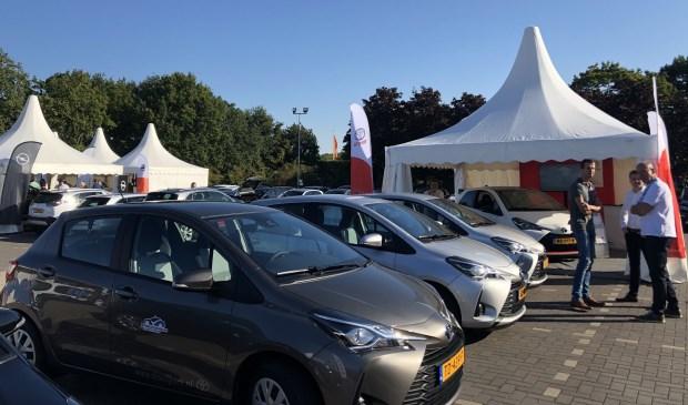 Ook dit jaar kun je weer auto's testen tijdens de nationale Rijschooldag.