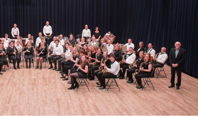 Het groot Orkest van Caecilia