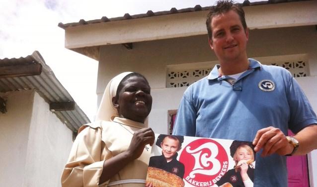 Alexander Bekkers in Oeganda