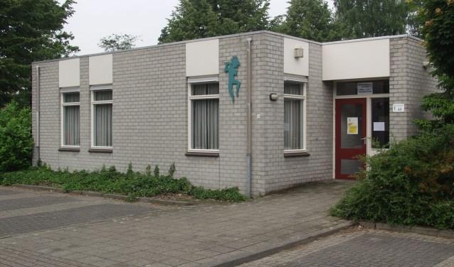 De muziekschool aan de J.P. Coenstraat