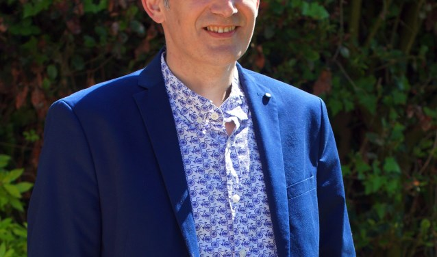 Wethouder Stan van der Heijden