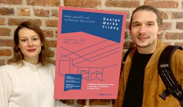 Jitske Blom en Raoul Wilke nemen je mee in de wereld van design