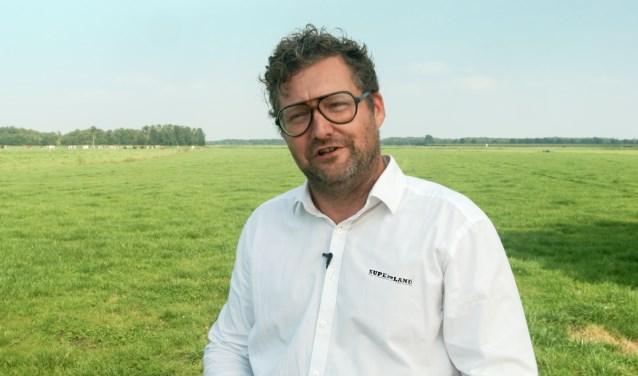 Matthijs Bosman, woordvoerder van Superland