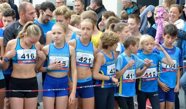 Beeld van de elfde Meierijloop in 2016Foto: Jos Hoogerhoud