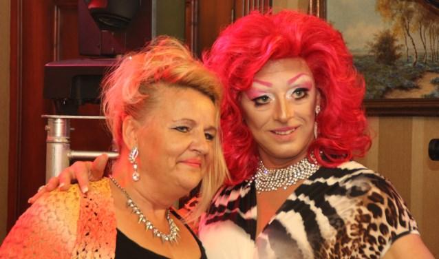 Lisette Maartens en Candy Divine