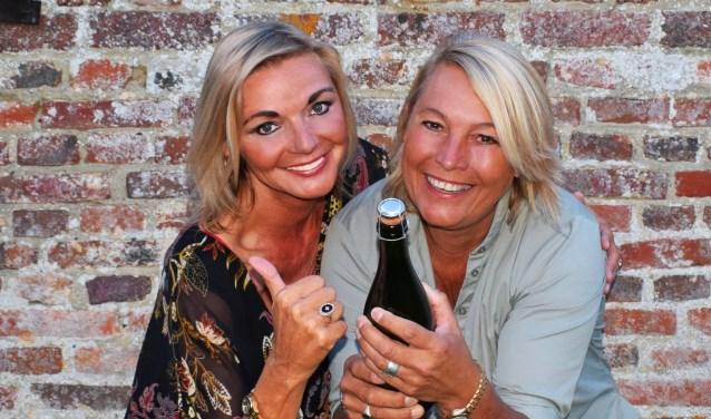 Jolande en Barbara deden mee met televisieprogramma Steenrijk Straatarm