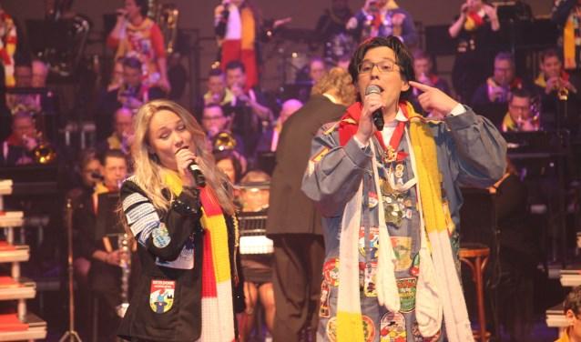 Grand Gala du Kwèk brengt jaarlijks een ode aan de Oeteldonkse muziek. Foto: Gérard van Kessel.