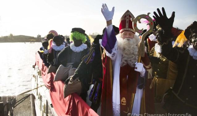 Zondag 18 november komt Sinterklaas aan in 's-Hertogenbosch. Foto: Vera Claessen