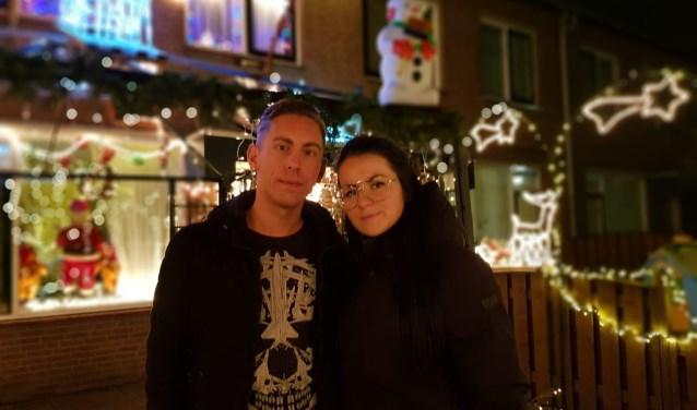 Theo Bonte en Laura Deckers
