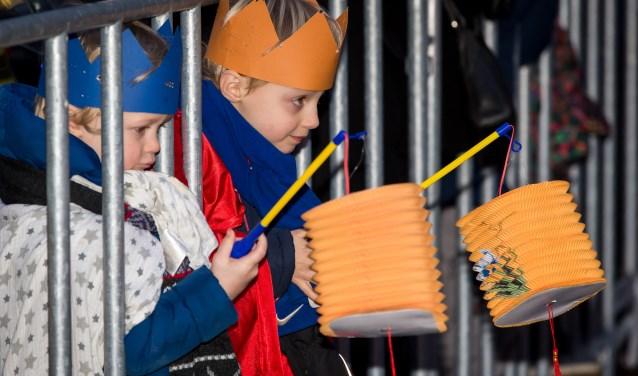 Het is weer genieten voor jong en oud tijdens de jaarlijkse Driekoningen Intocht en Viering.Foto: Marjo van de Peppel-Kool.