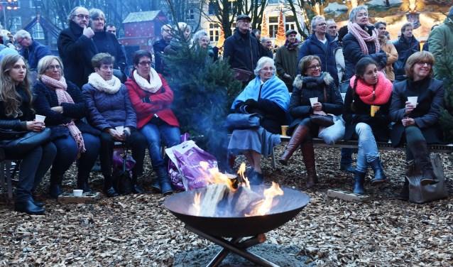 Jong en oud kunnen weer als vanouds genieten tijdens het Bosch' Winterparadijs. Foto: Henk van Esch